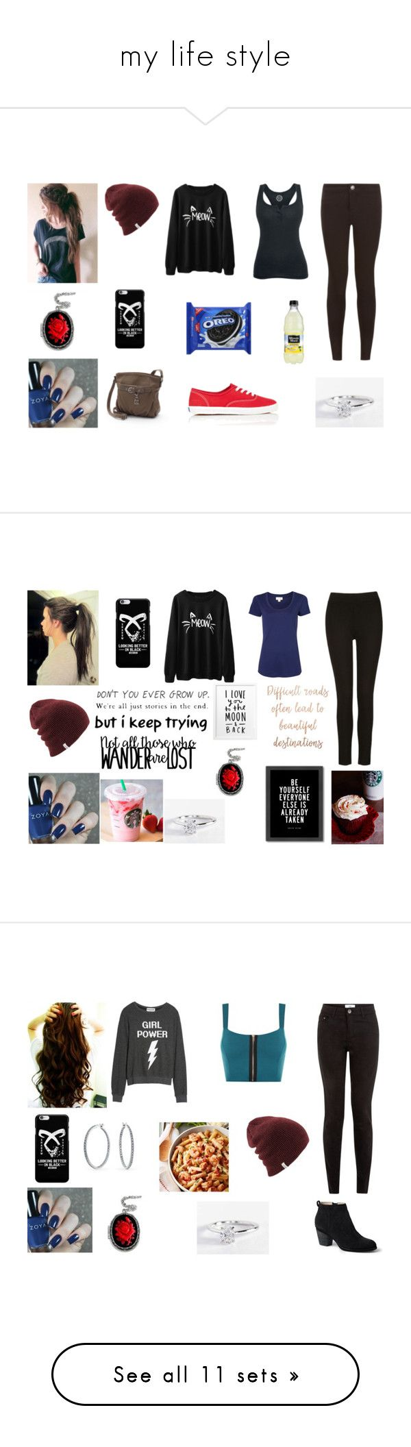 """""""my life style"""" by fallen-326 on Polyvore featuring New Look, Rosetti, Couture by Lolita, Keds, men's fashion, menswear, art, Bling Jewelry, Lands' End and Dream Scene"""