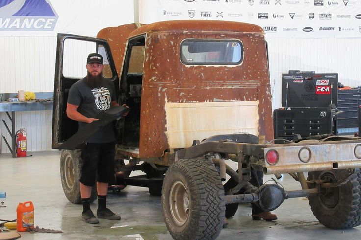 17 best images about diesel brothers on pinterest mondays trucks and discovery channel. Black Bedroom Furniture Sets. Home Design Ideas