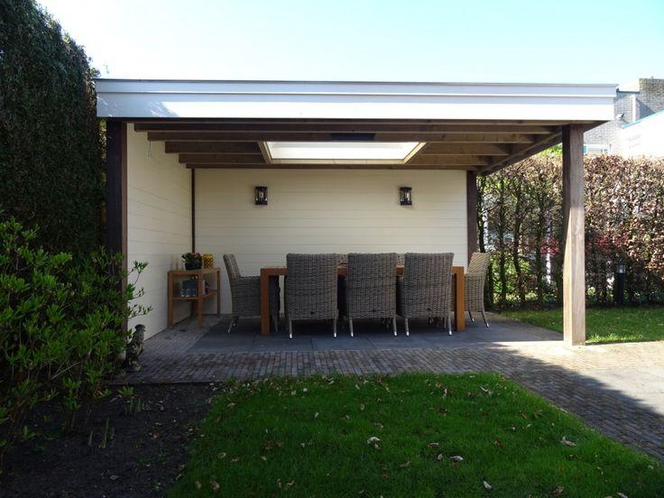 66 best images about overkappingen en veranda 39 s on pinterest van and met - Outs allee tuin ...