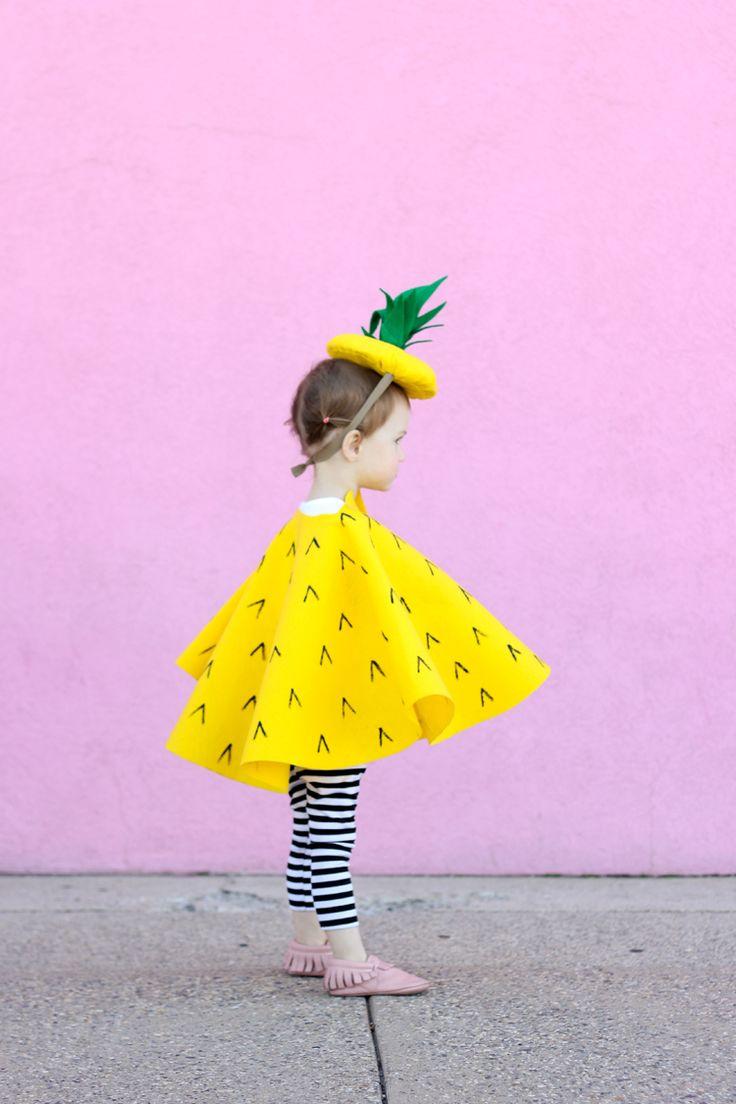 The cutest li'l pineapple