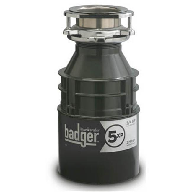 IN-SINK-ERATOR BADGER 1 Garbage Disposal,Badger 1,1//3 HP