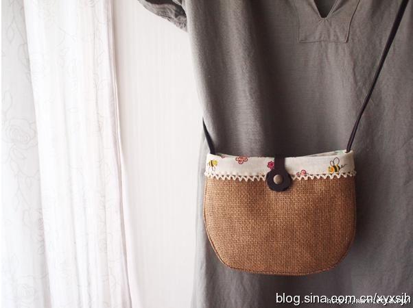 Элегантная сумочка из мешковины. Шьем сами (7) (602x450, 93Kb)