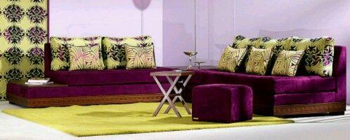 1000 ideas about tissu salon marocain on pinterest - Salon marocain moderne blanc ...