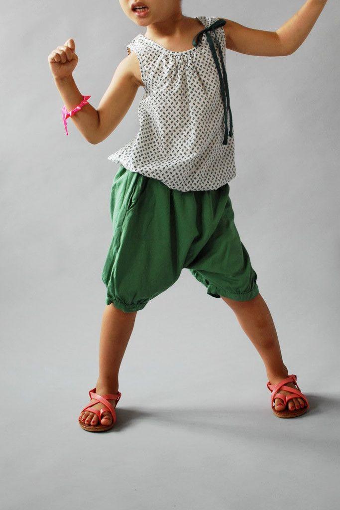 the | kelli | bloomer shorts