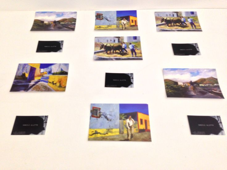 Postcards from Tannu a Linusa exhibition