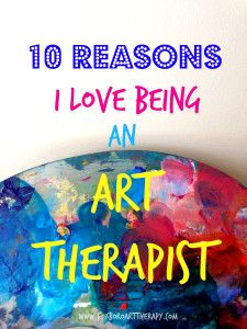 Have you ever wondered about art therapy? Is it for you? Whether you want to try a session or be an art therapist, this post will help answer your questions. Great links included on how it works and some of the job perks.