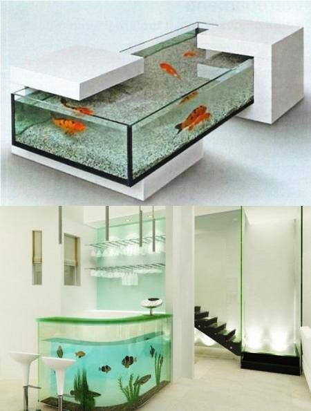1000 ideas about fish tank stand on pinterest tank stand fish tanks and diy aquarium stand - Peceras de diseno ...
