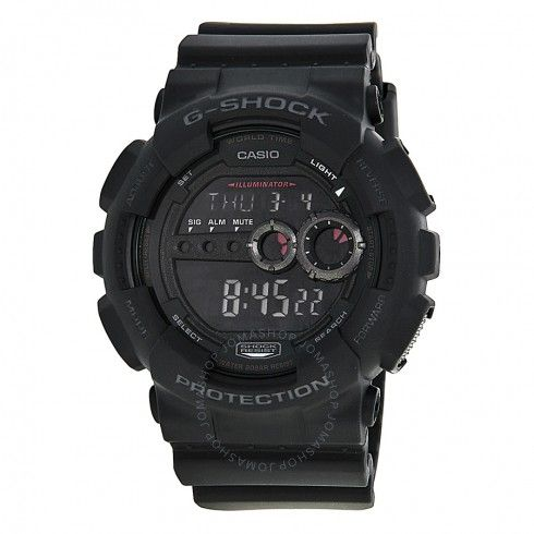 Casio G-Shock Military Men's Watch GD100-1B