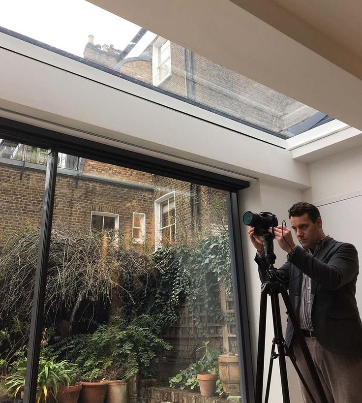 Blindspace photo session at Regent's Park Rd - Blindspace. Recessed blinds. Skylight. Glazing. (@blndspace) | Twitter