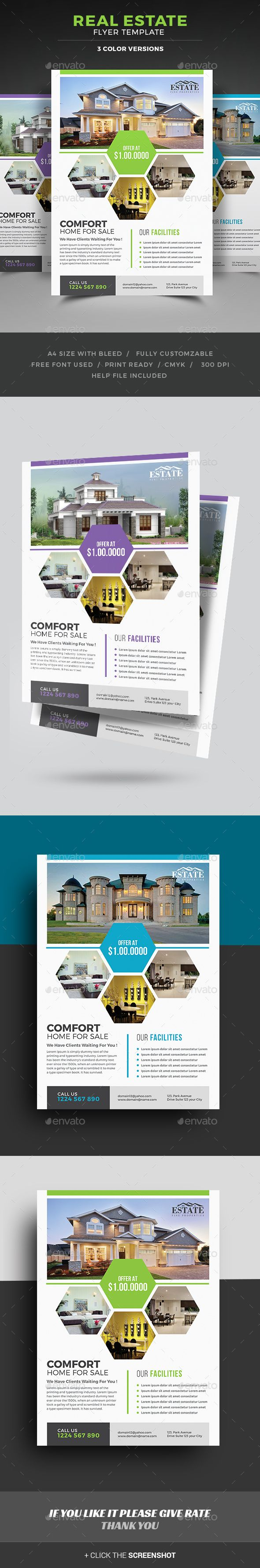 1000 ideas about real estate flyers dfw real real estate flyer template psd here graphicriver net