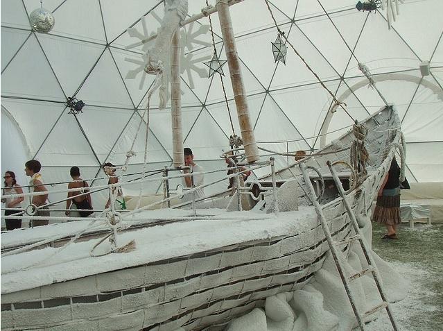 Winter Dome at Coachella '07 by Keith Greco