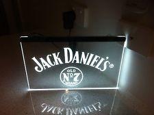 JACK DANIELS No 7 LIGHT UP NEON SIGN