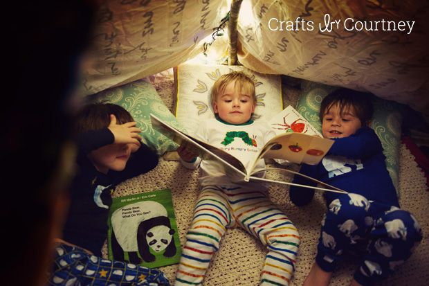 Gymboree and aThe World of Eric Carle sleepwear, photo courtesy of Craft by Courtney