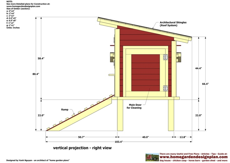 Chicken House Plans 100 best chicken coop images on pinterest | backyard chickens