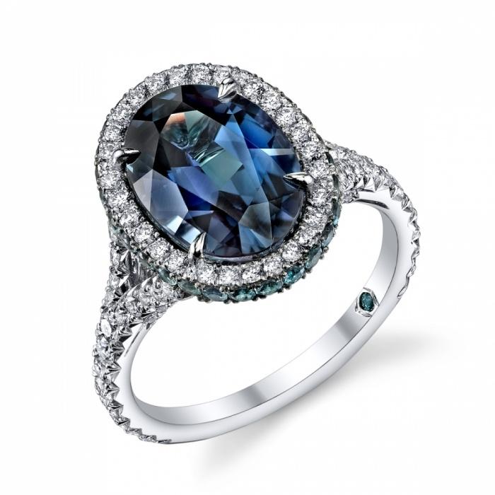 alexandrite rings | Jewelry I Love | Pinterest