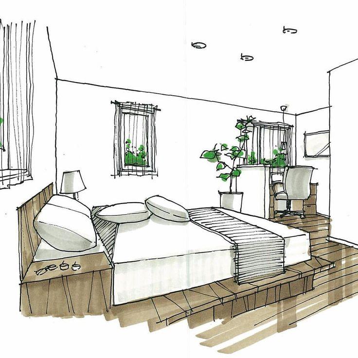 Interior Sketch See More Consulta Esta Foto De Instagram 17tmk O 9 Me Gusta
