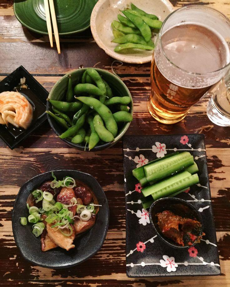 izakaya japansk mat