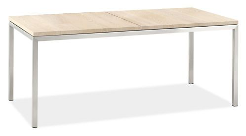 Portica Extension Dining Table - Modern Dining Tables - Modern Dining Room Furniture - Room & Board