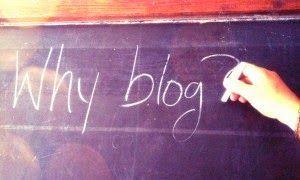 Bumi Rakata Asri: Bloger - 10 Alasan mengapa anda membuat blog