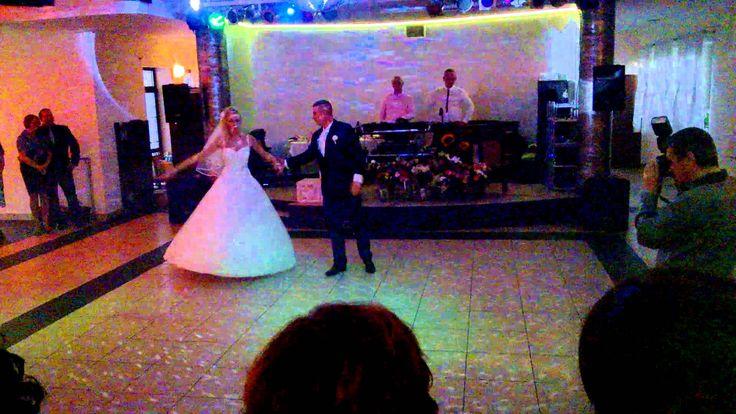 Pierwszy Taniec - EWA i Mariusz (04.10.2014)