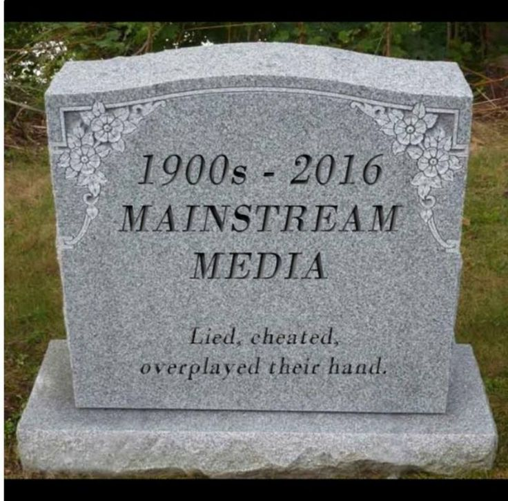 These libtards from the left-wing media must disappear from the face of the earth !
