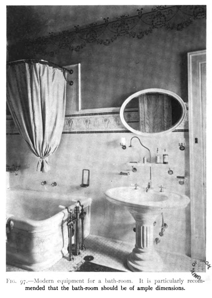 147 Best Images About Early 1900s Bathrooms On Pinterest