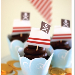 Pirate birthday party ideas and printables