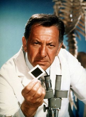 Jack Klugman as Dr. R. Quincy ME