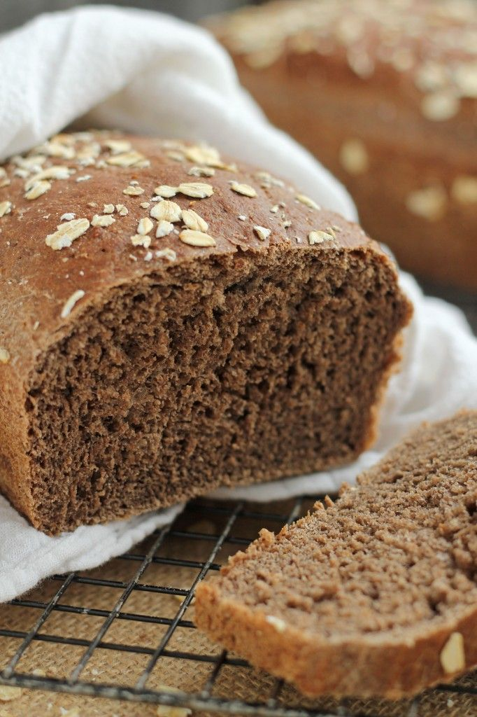 Outback Copycat Honey Whole Wheat Bread4