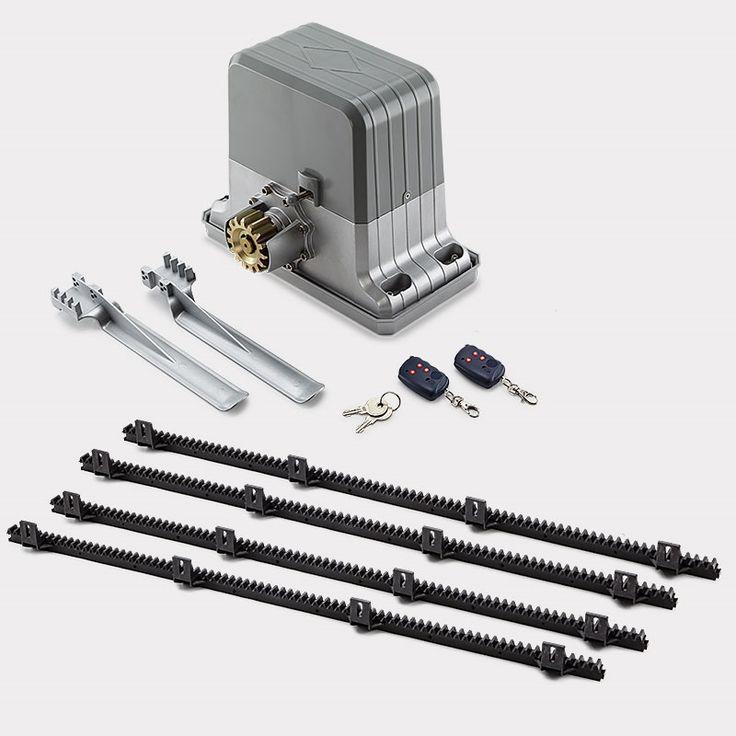 25 best ideas about sliding gate motor on pinterest for Best electric gate motors