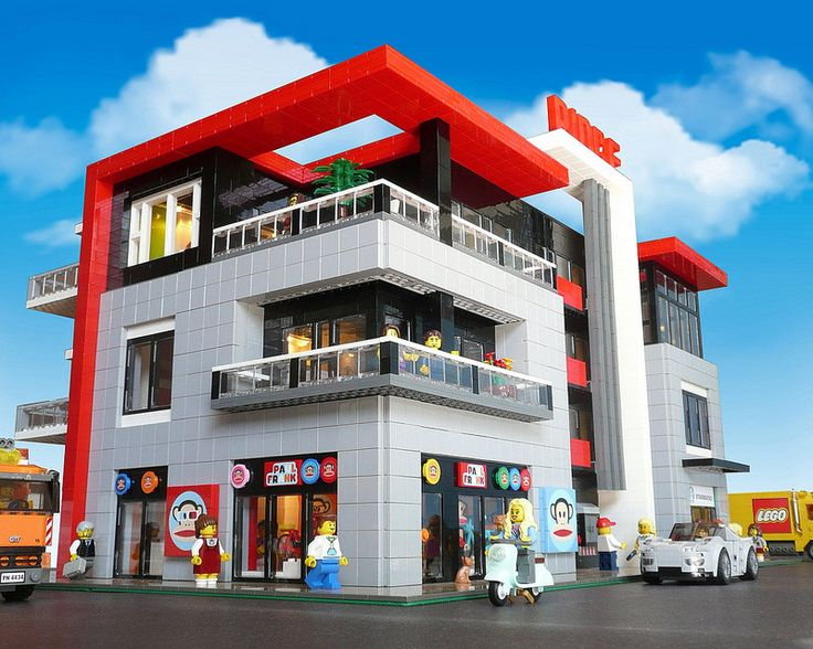 LEGO The Ridge Modern Townhouse | I have always wanted to bu… | Flickr - Photo Sharing!