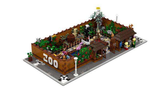 LEGO Ideas - City Zoo
