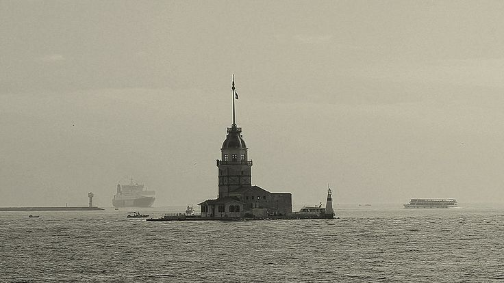 Maiden's Tower, (Istanbul, Turkey), by Mehmet Dogruer on 500px