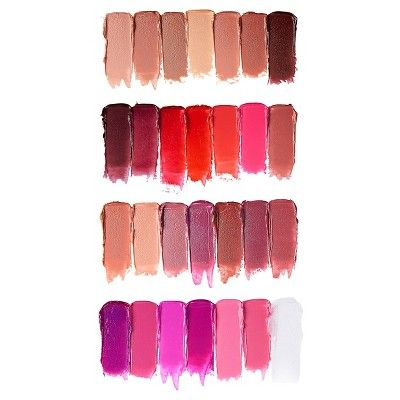 BH Cosmetics Ultimate Lips Palette 28 Colors,