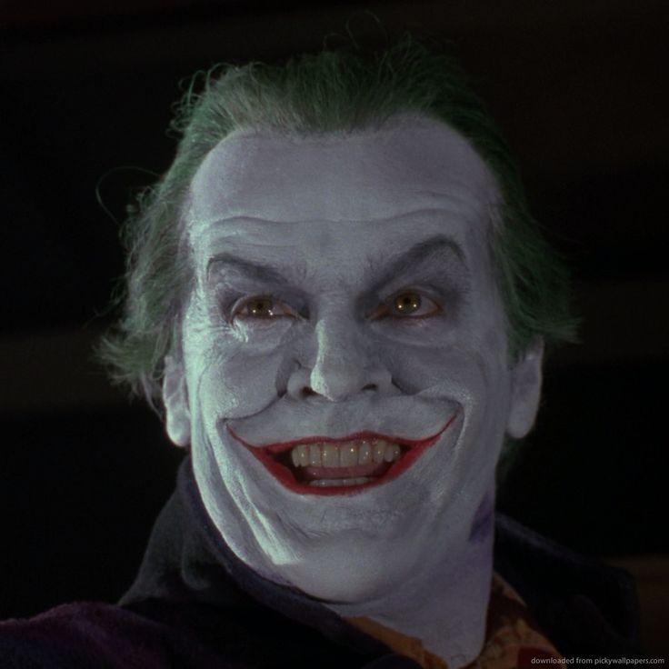 Resultado de imagem para joker jack nicholson