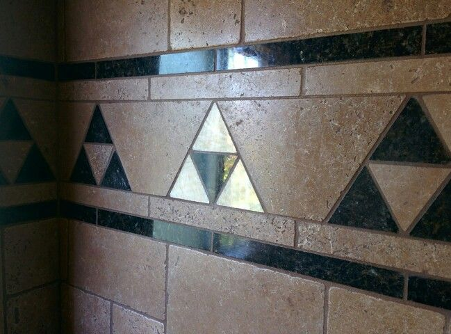 Awesome Legend of Zelda Bathroom Tile