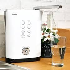 Water ionizer machine has become immensely popular in the recent years. This is mainly because of the fact that people have become health conscious. The machine is costly and not easily affordable by all. But the good news is that discount coupons are available on the web. Henceforth, you can purchase the device at an affordable pricing. http://www.alkawaveionizers.com/