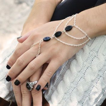 cabochon slave bracelet - Google zoeken