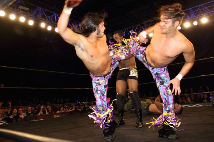 """Young Bucks receive offer from indie fed to use as many """"too sweets"""" and """"suck its"""" they want"""
