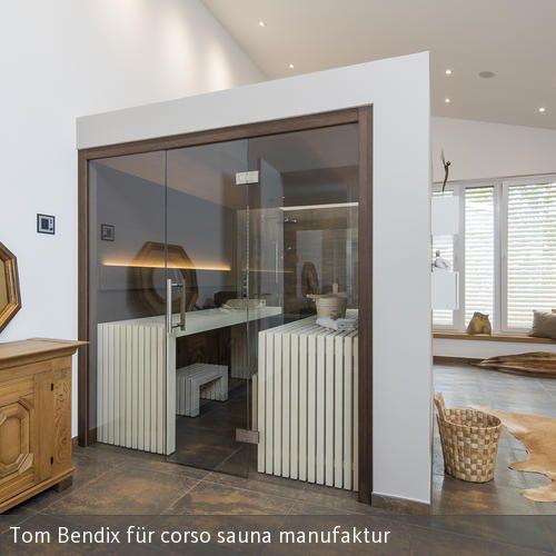 Individuelle Desgin-Sauna nach Maß aus der corso sauna manufaktur.  corso. designt für entspannung.