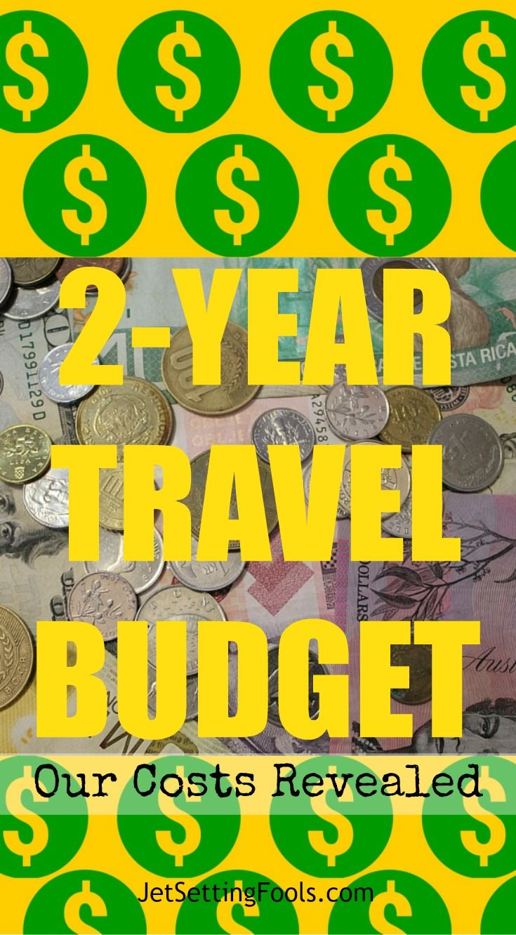 """When we reveal that we've been traveling full-time for two years, it piques people's interest. After we indulge them with details of all the places we've been, they muster up the courage to ask, """"How can you afford it?"""""""