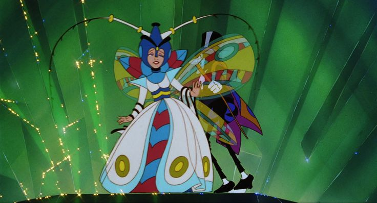Thumbelina 1994 Beetle Bal Front View Cosplays