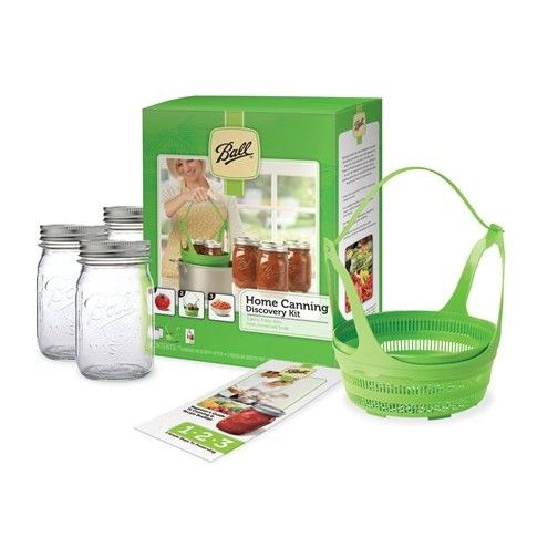 Ball & Kerr Canning Discovery Kit