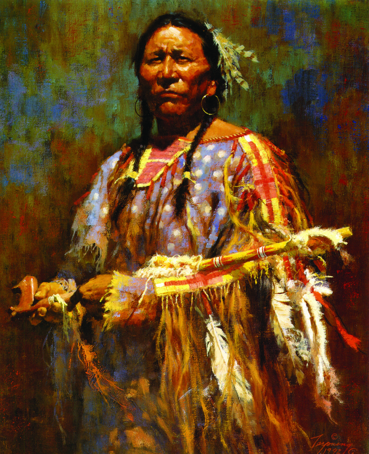 1101 Best Images About Native American Art On Pinterest: 195 Best Images About Howard Terpning And His Indians On