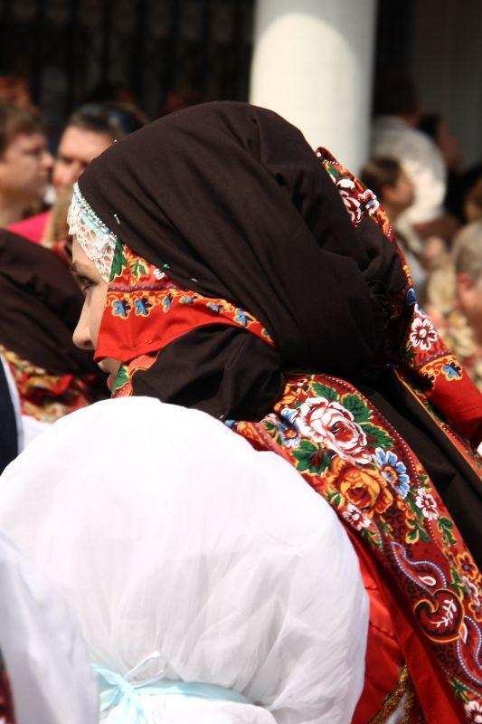 Kyjov folk costum; Bukovanský kroj