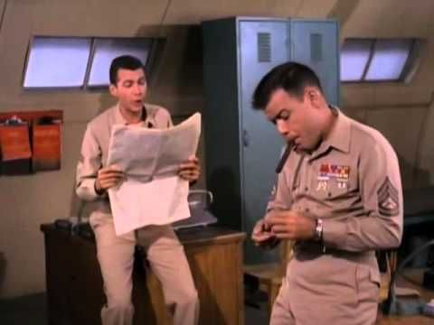gomer guys Ep 67: gomer and the little men from outer space sgt carter sends gomer to a psychiatrist when he claims to have seen men from outer space.