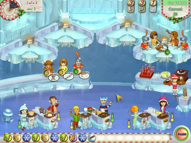 Amelie's Cafe PC Game Screenshots