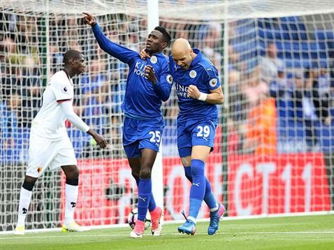 """Benalouane Yohan on Twitter: """"Top performance by the team @LCFC with amazing support thanks everybody we keep going @premierleague ⚽️🔵🔵🔵 https://t.co/xBdmWa4A5m"""""""