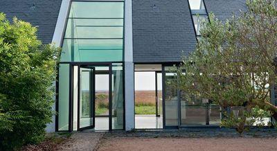 Belle maison moderne pinterest 39 te hakk nda 25 39 den fazla en for Belle architecture moderne