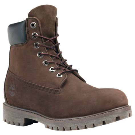 When you think of Timberland boots, you're thinking of these classic waterproof boots, style 10061024.